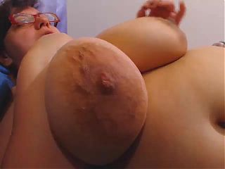 BBW Huge tits and Areolas