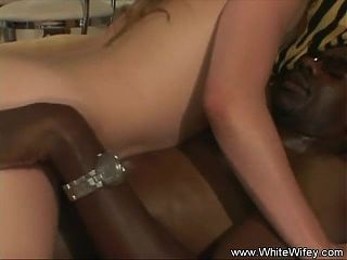 Interracial BBC For Horny Wifey